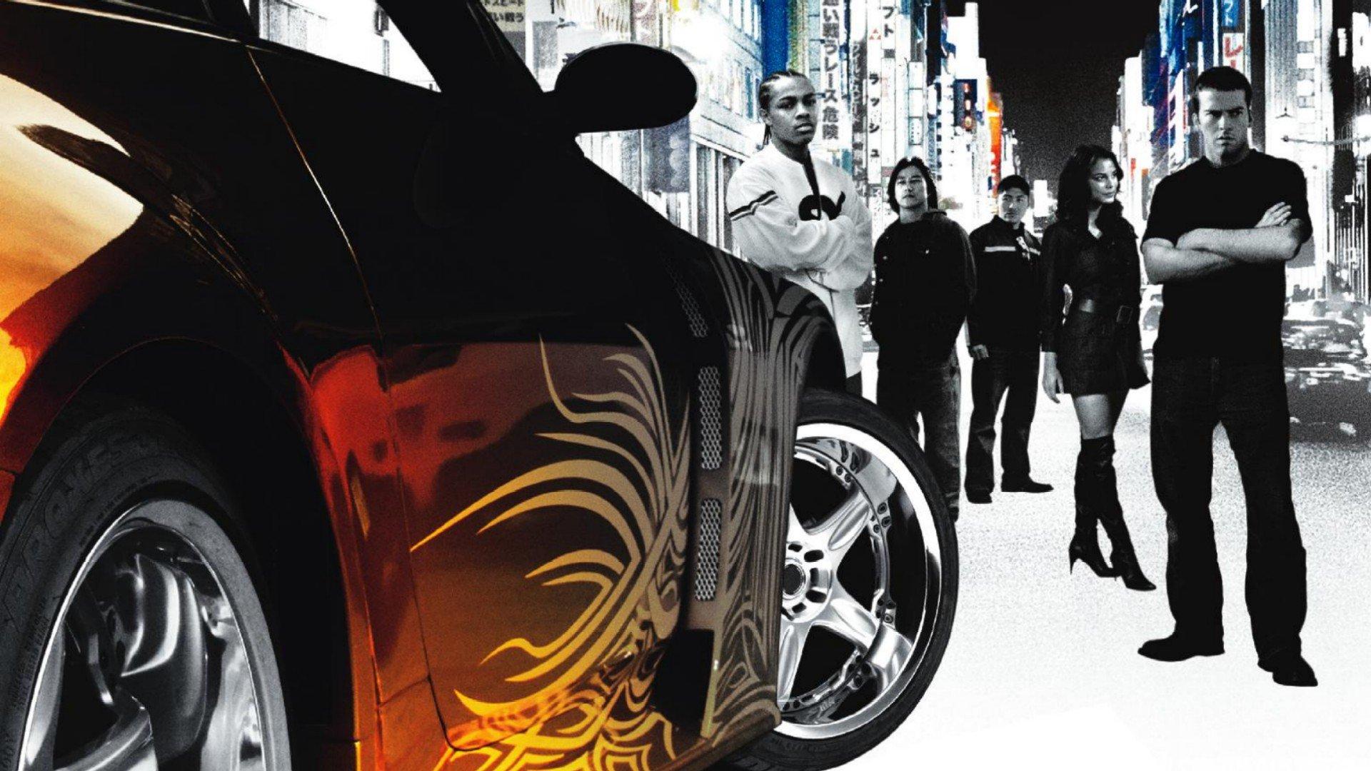 Смотреть форсаж токийский дрифт 15 фотография