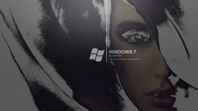 Windows Seven / Creative Girl