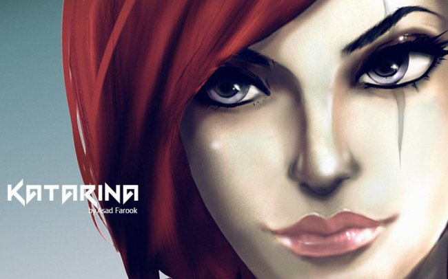 League Of Legends / Katarina