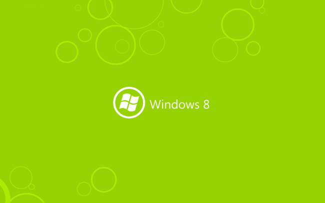 Windows 8 Lime