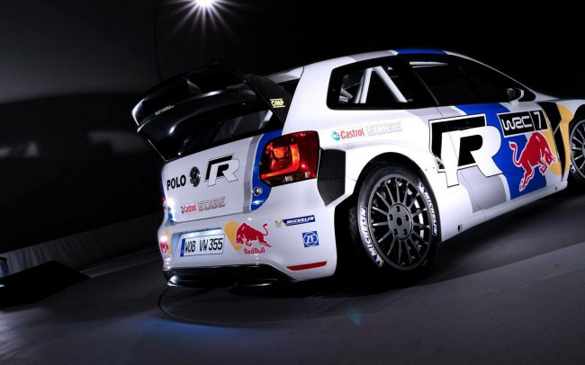 Volkswagen Polo WRC Rally