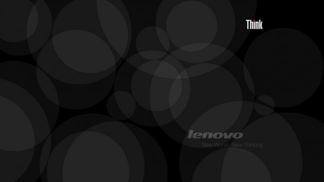 Lenovo Black Think