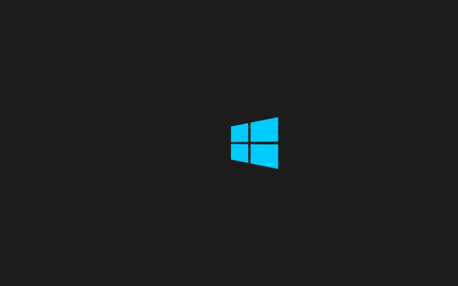 Windows 8 Black