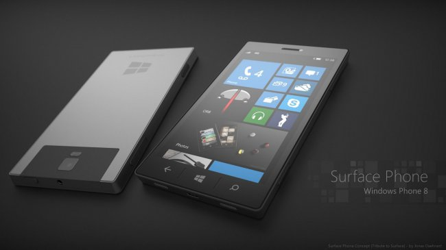 Surface Phone Windows Phone 8