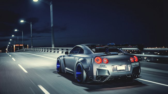 Nissan GT-R by Liberty Walk