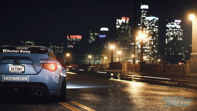 Need For Speed Subaru BRZ