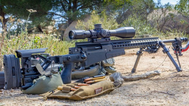 ����������� �������� CheyTac M200 Intervention