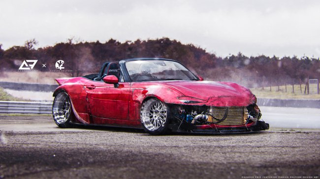 Mazda From Hell