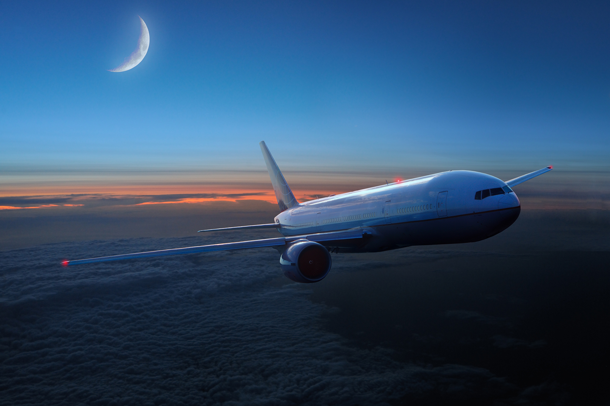 Картинки самолеты в небе