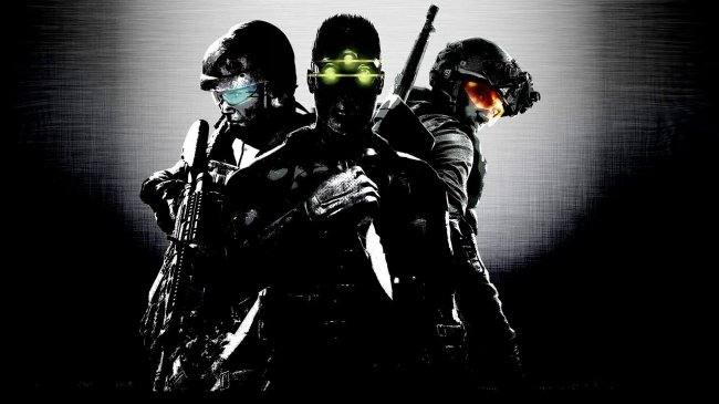 Герои Splinter Cell