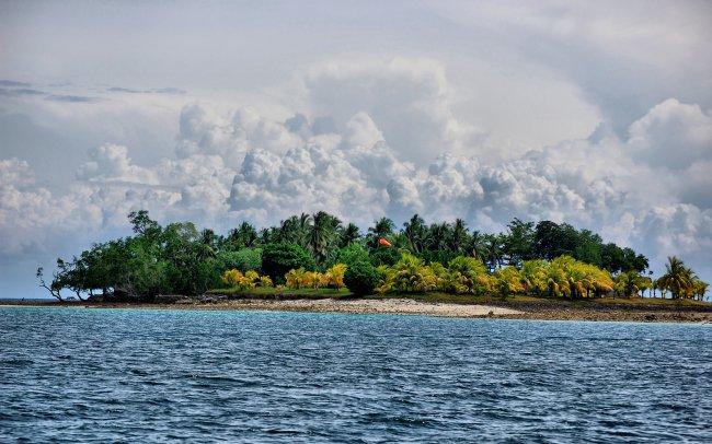 Морской остров