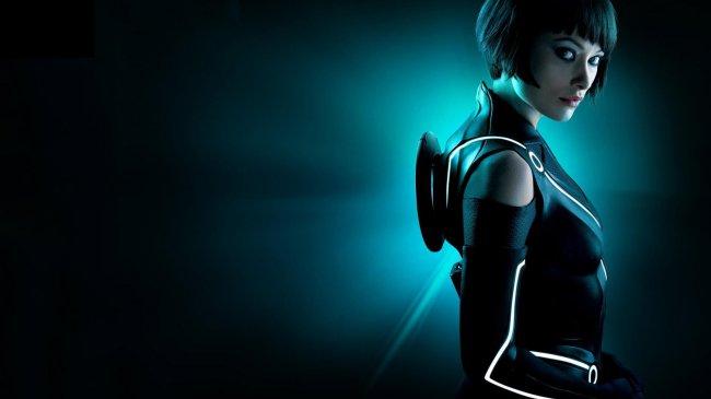 Olivia Wilde / Tron Legacy