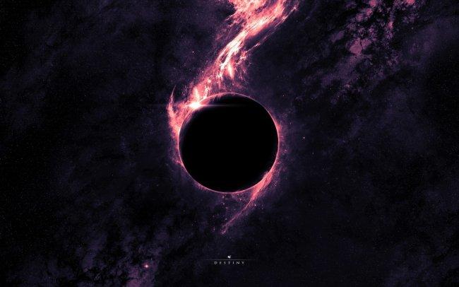 Черная планета