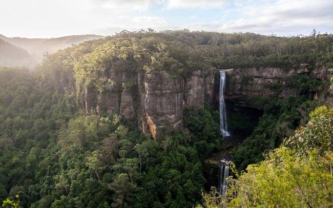 Австралийский каньон