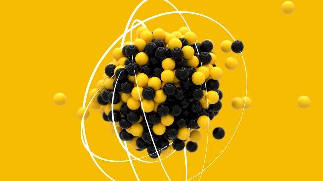 3D молекула