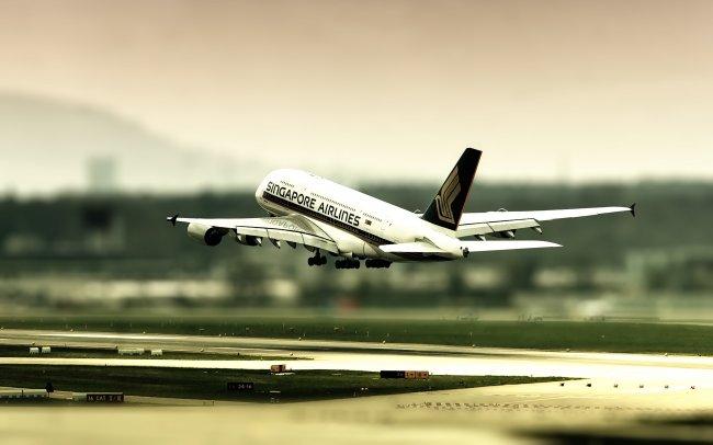 Aircraft a380
