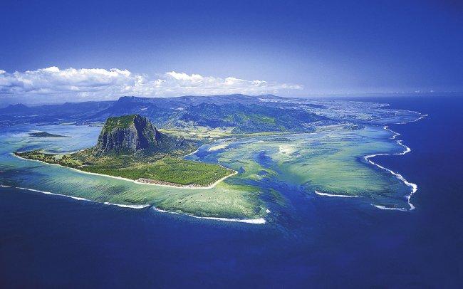Побережье Маврикии