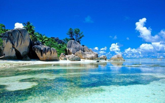 Сейшельские острова, островное государство в Восточной Африке