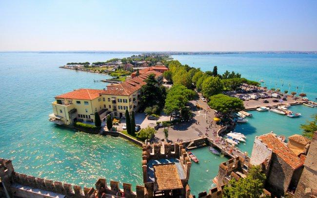 Гардское озеро / Италия