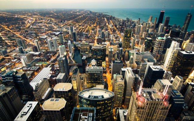 Панорама на Чикаго