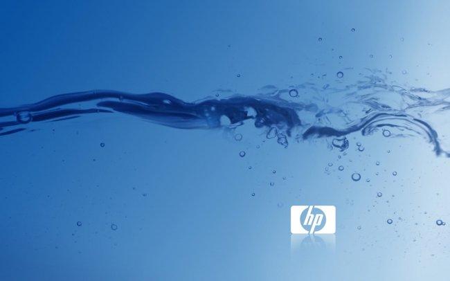 Hewlett Packard Computer / Logotype