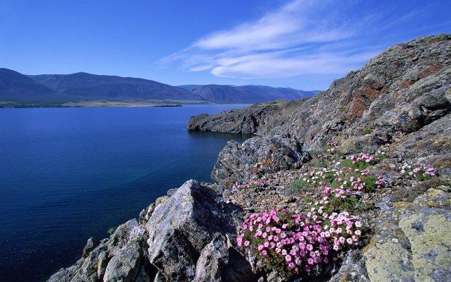Озеро Байкал / Республики Бурятия