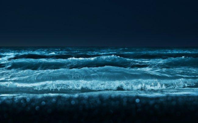 Волны ночного моря