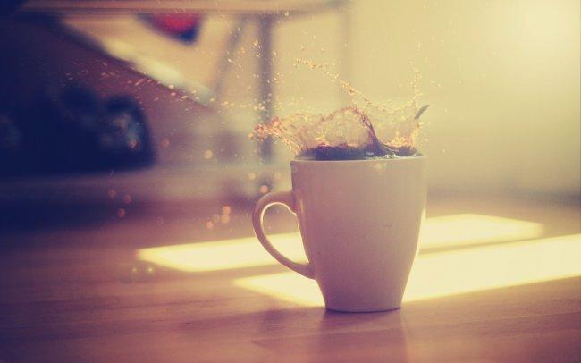Вкусное кофе