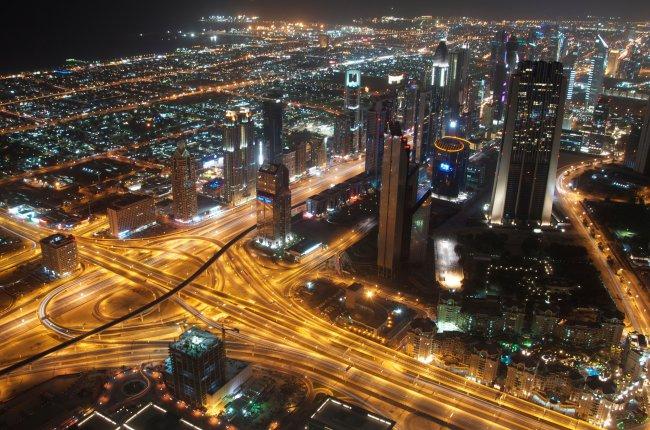 Объединённые Арабские Эмираты / Дубай
