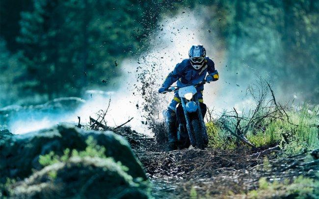 Мотоцикл Husaberg 4Т
