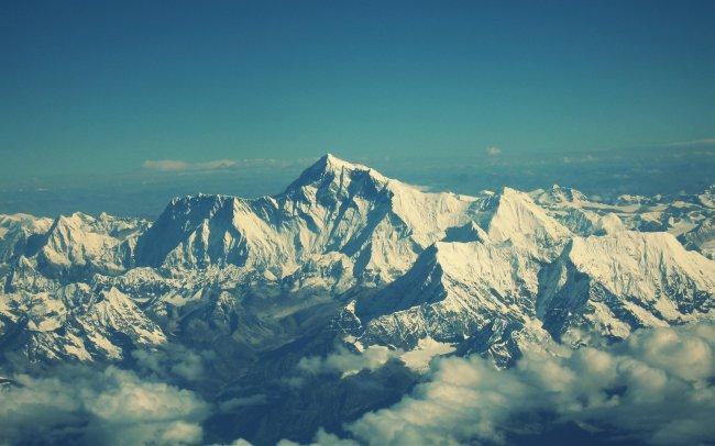 Эверест высочайшая вершина Земли, Азия