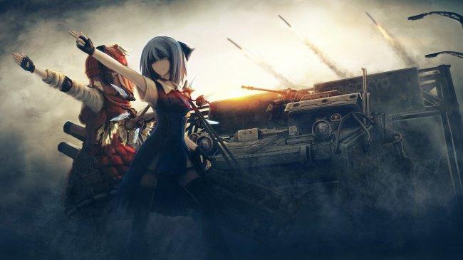Девушки войны