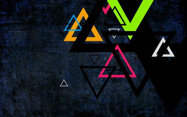 Triangles / Треугольники