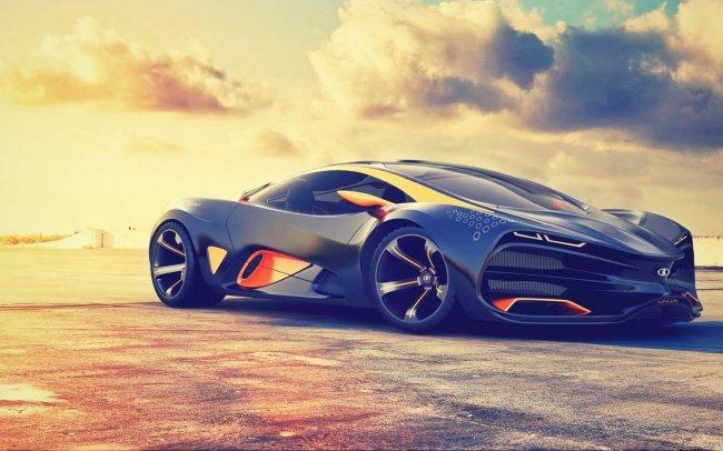 Lada Concept  / Лада концепт