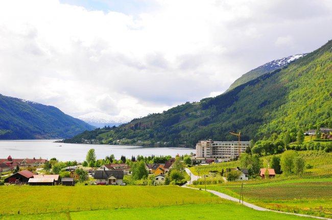 Согн-ог-Фьюране / Норвегия