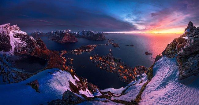 Лофотенские острова / Норвегия