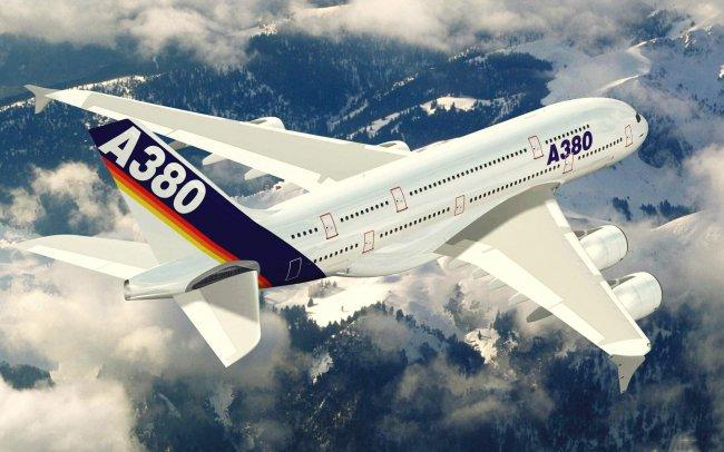 Airbus A380 / Аэробус А380