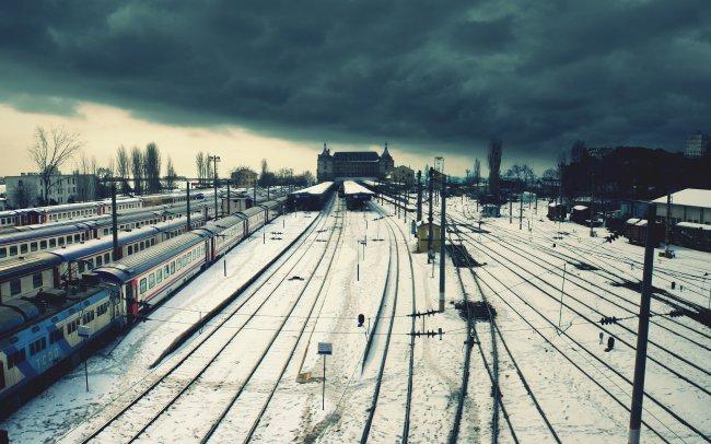 Железнодорожный вокзал (станция)