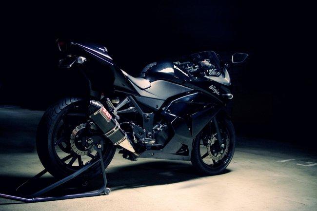 Kawasaki Ninja 250R / Кавасаки Ниндзя 250Р