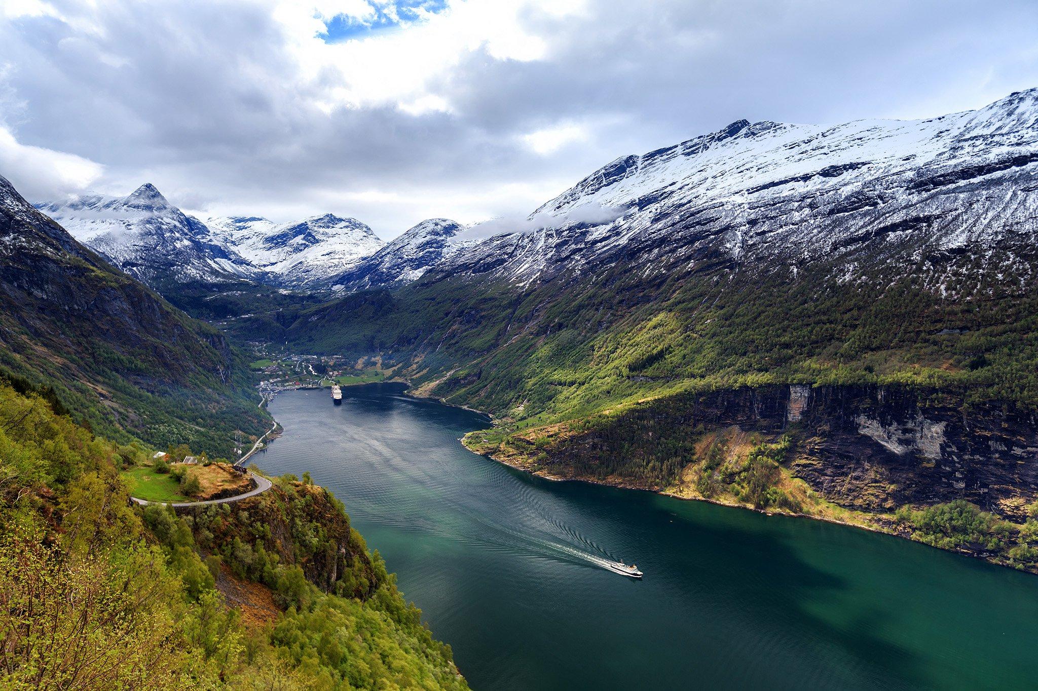 картинки на рабочий стол природа норвегия другое приложение