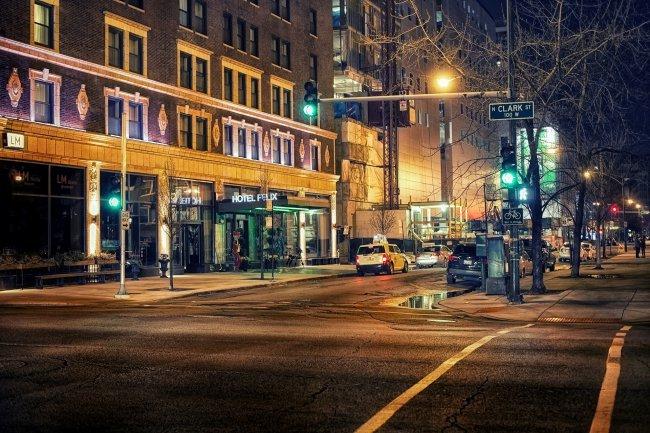 Улицы Чикаго