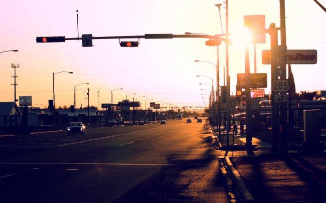 Городское шоссе