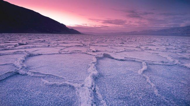 Национальный парк Долина Смерти в Калифорнии