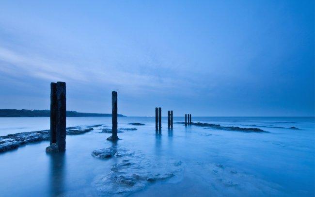 Северное море Англии