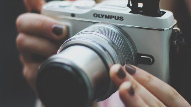 Съемка с камеры Olympus