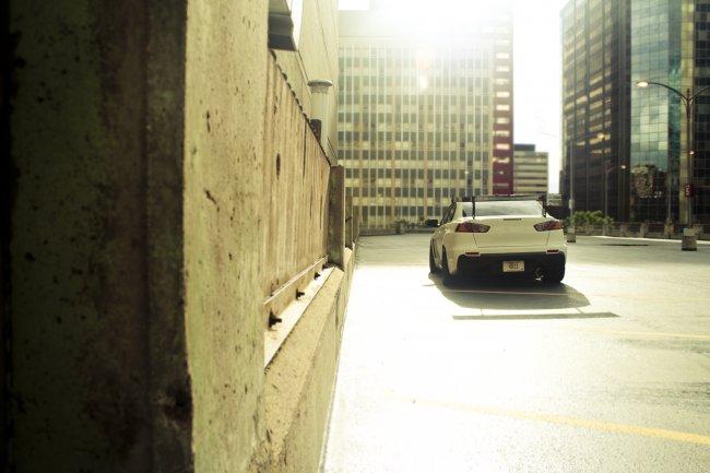 Mitsubishi Lancer Evo Urban