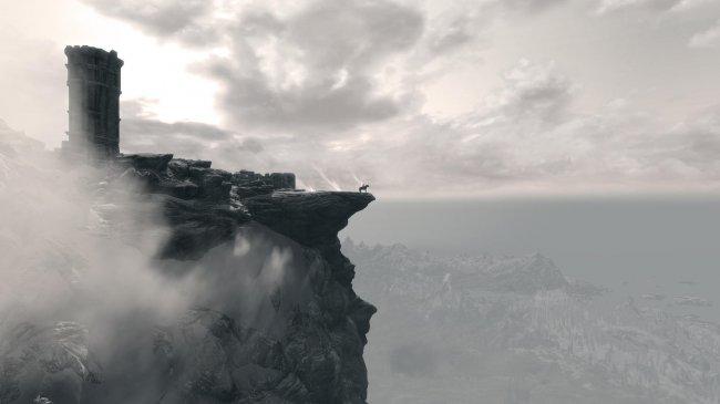 Арт к игре The Elder Scrolls 5: Skyrim