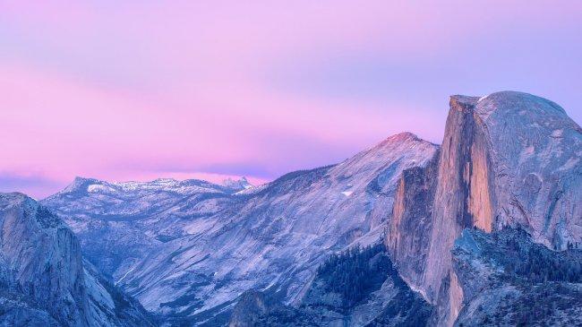 Йосемити национальный парк в Калифорнии