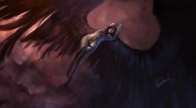 Черный ангел