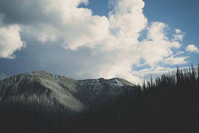 Национальный парк Лассен-Волканик